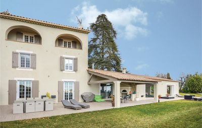 Photo for 4 bedroom accommodation in La Gaude