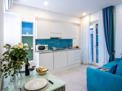 Photo for Appartamento Leone Rosso 1 with Private Terrace, Air Conditioning and Internet Wi-Fi