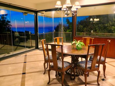 Photo for 25% OFF OCT - Elegant Private Home w/ Ocean Views & Hot Tub!