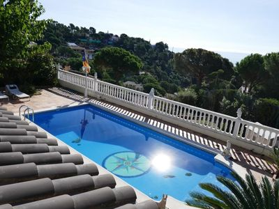 Photo for Kerstin Bruns. Casa Montse 2 with pool and sea view