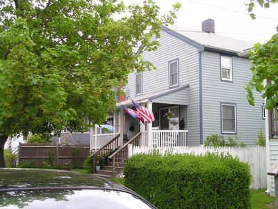 Photo for Furnished Winter Rental - 4 bedroom - laundry close to ferry to Boston