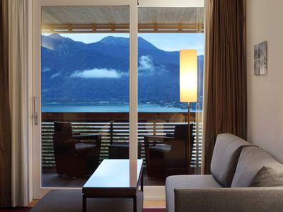 Photo for Deluxe Double Room with Lake - THE TEGERNSEE