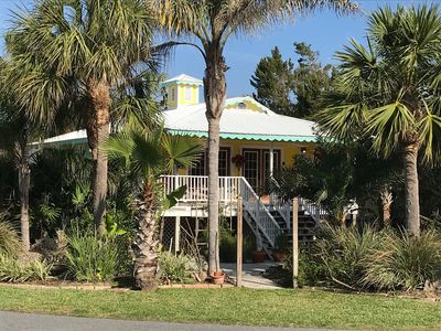 Photo for Charming 2BR 1.5 BTH Island Surf Cottage for your Dream Vacation in St Augustine