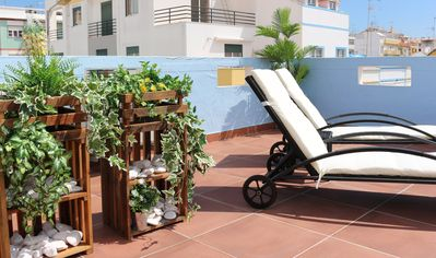 Photo for Home Sweet Home - Ground floor house in the center of Vila Real de Santo António