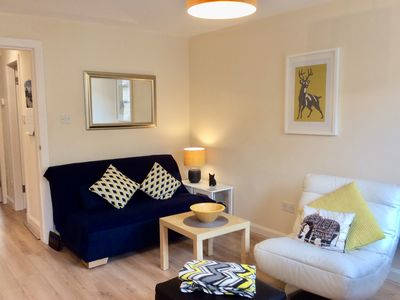 Photo for Luxury one bedroom apartment in heart of St Andrews