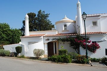 Fort de São João do Arade, Ferragudo, District de Faro, Portugal