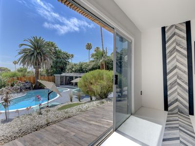 Photo for Villa Mansion w/ Theater & Pool, 9 Minutes fr the Vegas Strip,Style to the Max