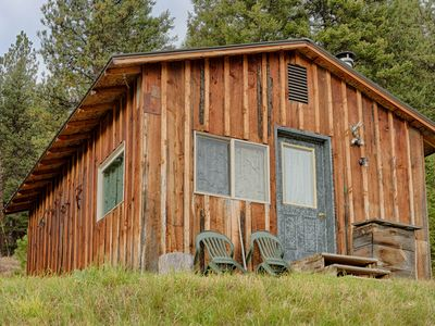 Photo for For Sportsman, this cabin at Eden Valley Guest Ranch