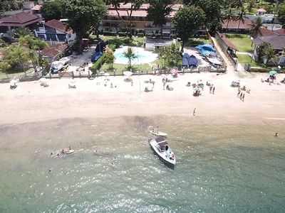 Photo for Foot in the Sand in Angra dos Reis with refinement