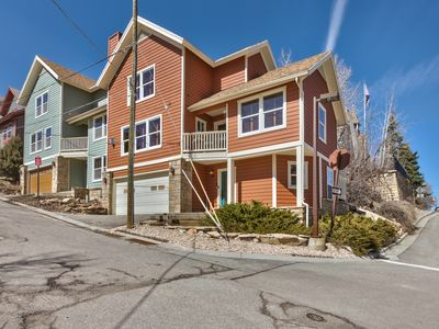 Photo for Newly Remodeled VRBO Park City Home W/ Hot Tub. Walk to Main St.