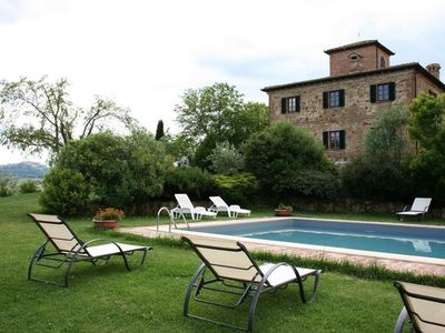 Photo for 7BR House Vacation Rental in Montepulciano, Toscana