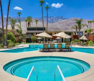 Canyon Estates, Palm Springs, Califórnia, Estados Unidos