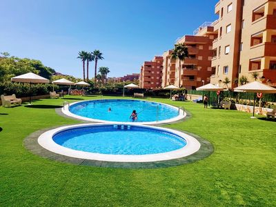 Photo for 2BR Apartment Vacation Rental in Oropesa