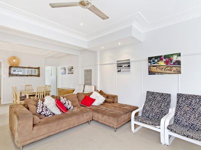Photo for Haven Unit 5 - Beach style flat with modern decor in a great position