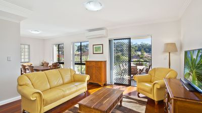 Photo for SALTWATER, TERRIGAL - 220 METERS WALK TO THE BEACH, SHOPS & CAFES