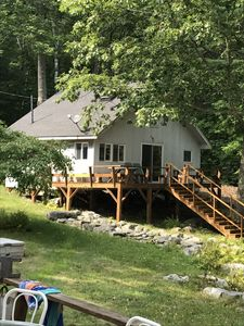 Photo for Real Maine Lake Camp Double Occupancy No Children No Pets