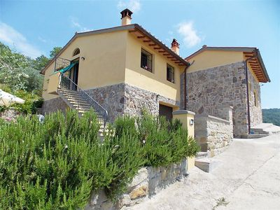 Photo for House in the center of Falgano with Parking, Washing machine, Pool, Garden (118367)
