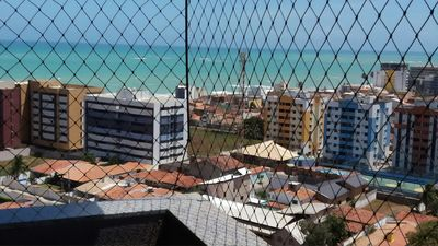 Photo for 3 Bedroom Apartment Overlooking the Sea of Maceió
