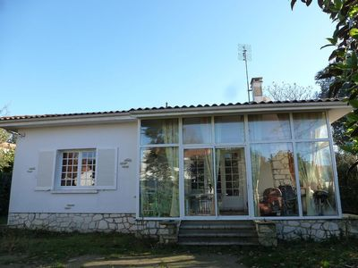 Photo for Quiet, comfort, large volumes, near beaches and shops
