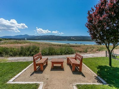 Photo for ~Lakefront in Fawnskin~Amazing Lakeside Sun Deck With BBQ~Furnished & Equipped~