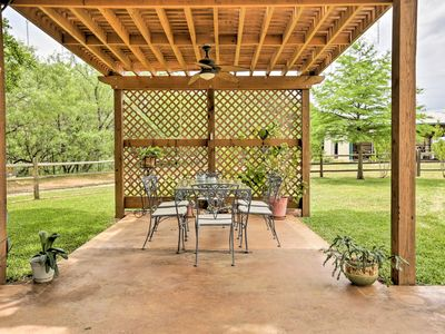 Photo for 4BR House Vacation Rental in Fredericksburg, Texas