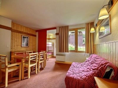 Photo for 1BR Apartment Vacation Rental in Plagne 1800