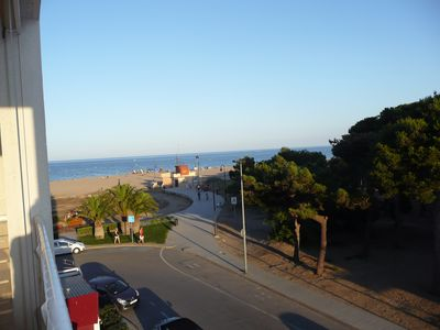 Photo for Spain, apartment 60 m2, 50 m from a sandy beach, 100 m from the sea