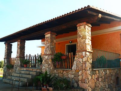 "Photo for ""Sa Ingia"" Villa sleeps 10 two minutes from the sea"