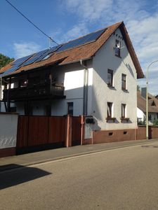 Photo for Apartment in Birkenhördt, close to the spa town of Bad Bergzabern