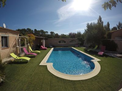Photo for Magnificent rental Villa of 155 m² Large Pool, Between Sea & Gorges du Verdon