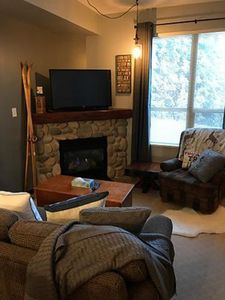 Photo for Beautiful Ground Floor Condo - Ski in/out from the Door - Pet Friendly
