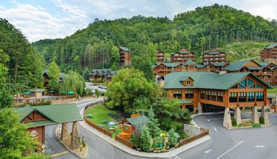 Photo for Luxurious & Serene 1-bedroom Cabin in the Westgate Smoky Mountains Resort & Spa