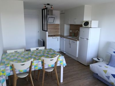 Photo for Apartment 4 people + 1 baby Saint Lary Pla d'Adet