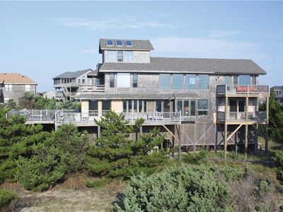 Photo for Wow! Sleek and unique w/ modern kitchen and stunning oceanfront views