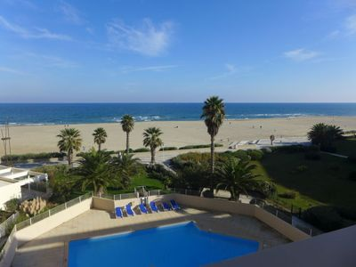 Photo for Apartment Copacabana in Canet-Plage - 4 persons, 2 bedrooms