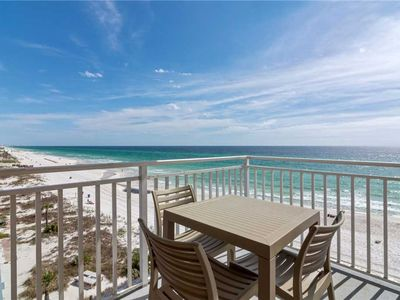 Photo for Splash 207 - East, Beach Chairs 2 Bedrooms, Sleeps 9, Beachfront, Pool