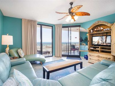 Photo for Phoenix X 206: 3 BR / 2 BA condo in Orange Beach, Sleeps 10