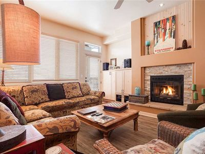 Photo for SMZ03 by Mountain Resorts ~Beautifully Furnished Condo with Pool & Hot Tub