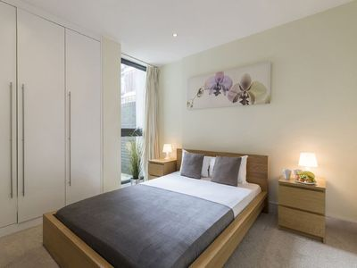 Photo for Apartment Antonine Heights in London South Bank - 4 persons, 2 bedrooms