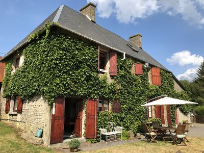 Photo for Stunning Luxury Stone Farmhouse In Normandy