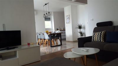 Photo for Apartment Dream 4* sea view for 4+1 people