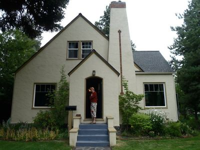 Photo for Historic home near downtown Bend and Drake Park