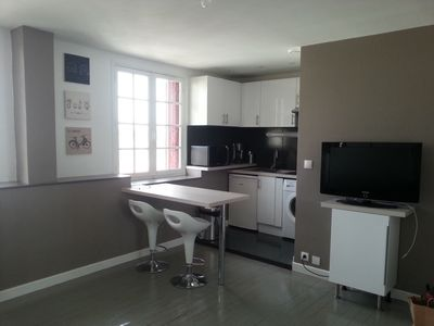 Photo for Studio -300m from the center of Ciboure - 1km from the Center of St Jean de Luz