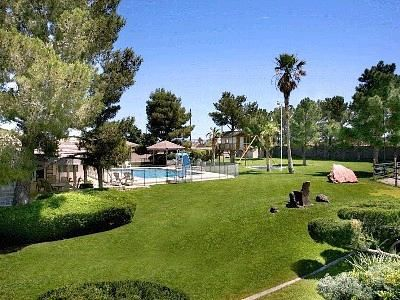 Photo for VR* Only 4 Miles to the Vegas Strip 3 Acres of lush green grass,pool, Spa