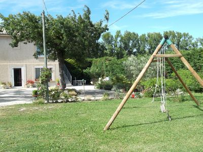 Photo for cottage in a Provencal farmhouse renovated Luberon region