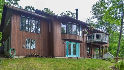 """Photo for Retreat at Lambs Run:  """"Secluded Seneca Lakeside Luxury"""""""