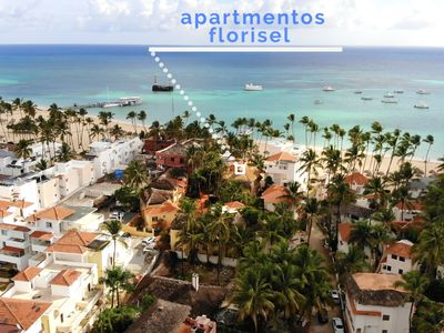 Photo for E101 Florisel - Apartment, Ocean view Los Corales