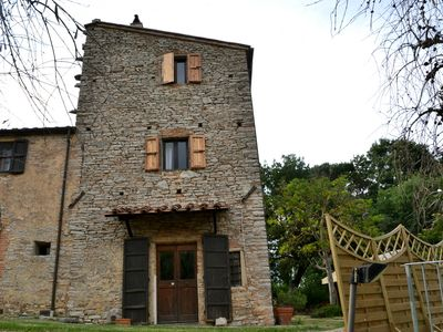Photo for 3BR Country House / Chateau Vacation Rental in Casciana Terme Lari, Toscana