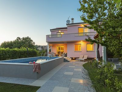 "Photo for ""SWEET HOME MARIJA"" with pool and garden."