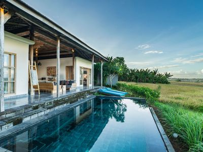 Photo for 2 Bedroom Villa with Fabulous Ocean Views